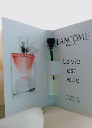 Парфуми Lancome аромат La vie est belle