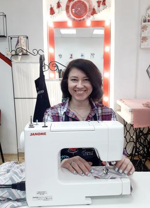 Курсы шитья в Запорожье- Швейная академия Trend