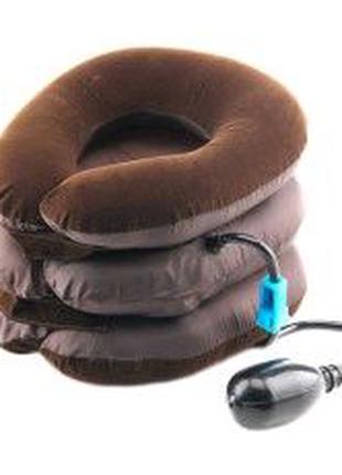Воротник ортопедический MHz лечебный Brown