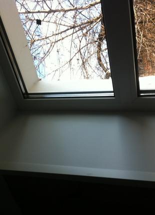 Теплі відкоси. Встановлення металопластикових вікон.