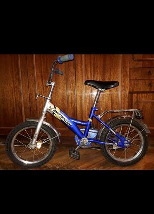 Продам детский велосипед 3-6 лет в отличном состоянии.