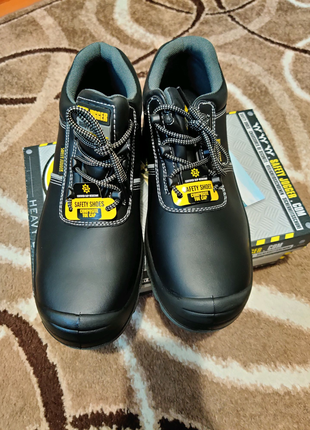 Демисезонная рабочая обувь (спецобувь) композитный носок (42р. 27