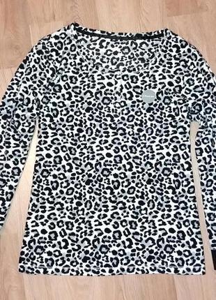 Мягкая, теплая, пижамная кофточка 20-22, евро 48-50