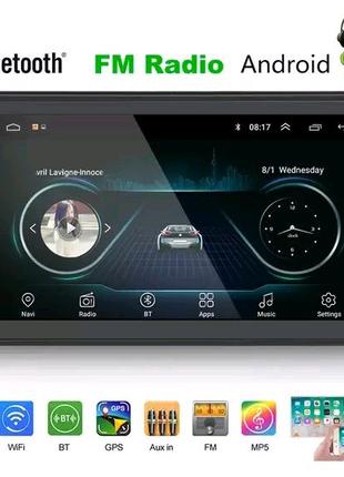 Авто Магнитола 2Din GPS WIFI Android  Prim X B28
