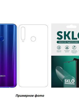 Гидрогелевая пленка SKLO (тыл) для Huawei Honor 3C