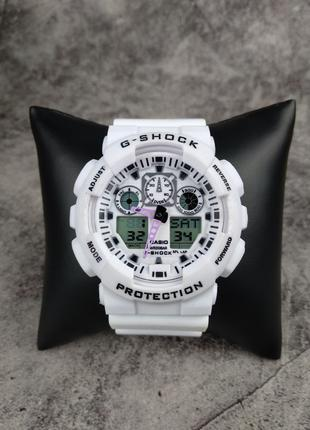 Casio G-Shock Ga100 (White)