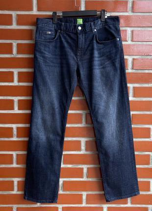 Hugo boss оригинал мужские джинсы размер 34 хуго босс б у