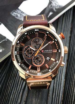 Мужские часы curren 8291
