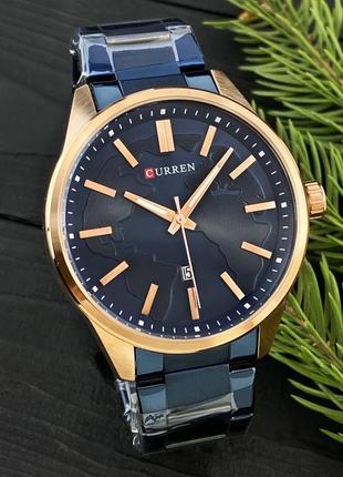 Мужские часы curren 8366