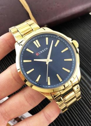 Мужские часы curren 8322