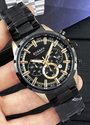 Мужские часы curren 8355