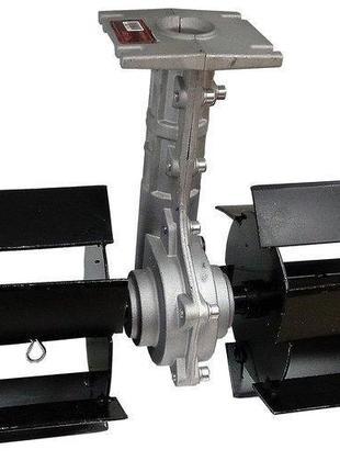 Насадка Культиватор-Тяпка (бензокоса) 28 мм 9 зубов 15 см
