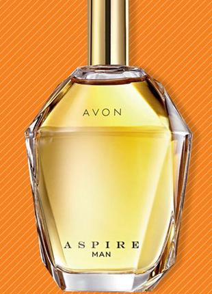 Avon парфюм aspire man 75ml