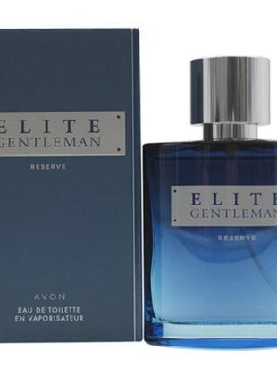 Avon парфюм elite gentleman reserve 75 ml