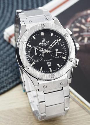 Стильные мужские часы hublot