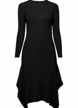 Платье теплое миди marks & spencer