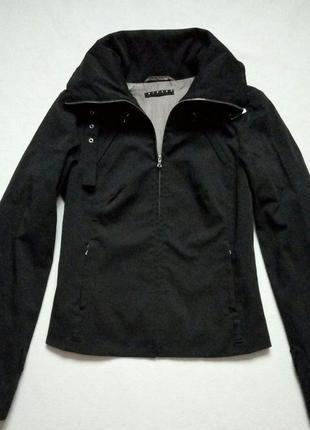 Пиджак куртка жакет на молнии sisley