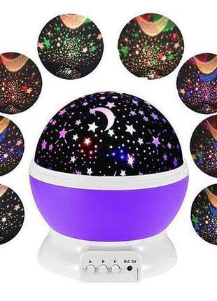 Детский ночник звездного неба Star Master USB светильник звездное