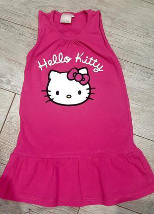 Распродажа! 1+1=3! платье hello kitty