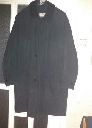 Мужское Куртка Пальто