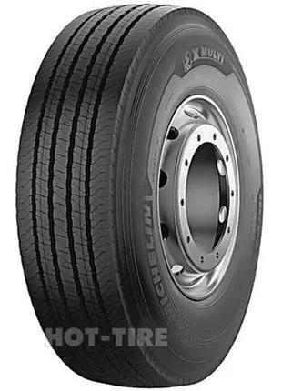 Грузовые шины 225/75 R17,5 Michelin X Multi Z (рулевая) 129/127M