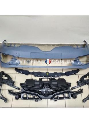 Бампер передний Renault Megane 3 (2014-2016) Оригинал