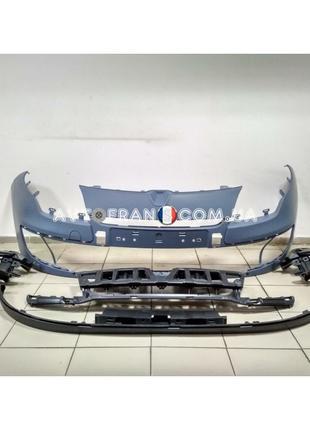 Бампер передний Renault Megane 3 (2012-2013) Оригинал 620221750R