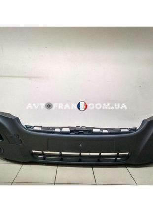 620220007R Бампер передний под ПТФ Renault Master 3 с 2010