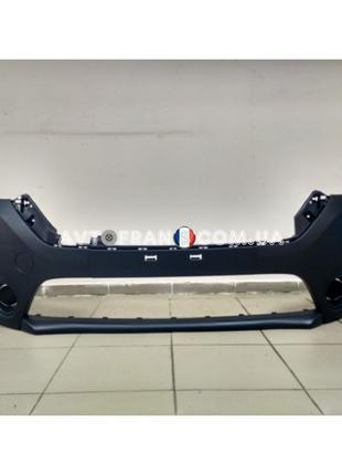 Бампер передний без ПТФ Renault Lodgy, Dokker Оригинал 620222633R