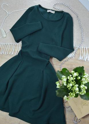 Платье pull&bear зима 2020
