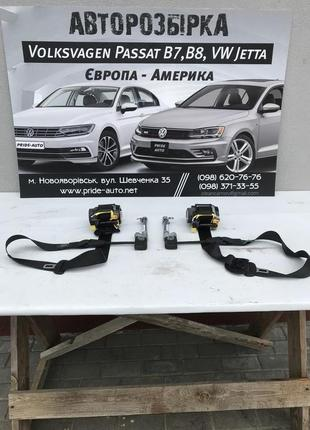 Ремінь безпеки Volkswagen Passat B7 USA 561857706