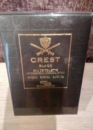 Туалетная вода мужская Crest Black