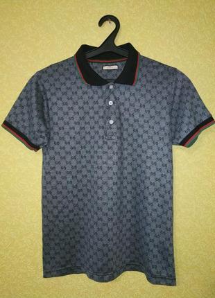 Gucci оригинал футболка, рубашка, майка, поло, мужская футболк...