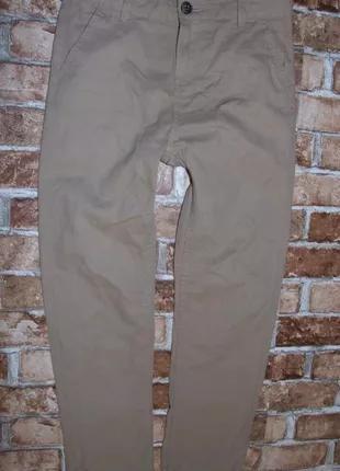 штаны брюки мальчику 10 - 9 лет джинсы чиносы