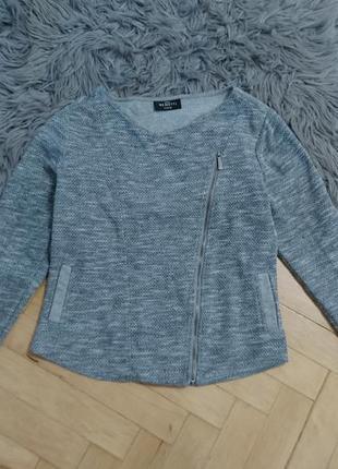 Женский пиджак gina benotti, серый пиджак, кардиган, накидка