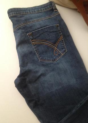 Классические джинсы на маленький рост.003