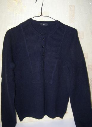 Day birger et mikkelsen мужской свитер 100% шерсть l-xl-размер