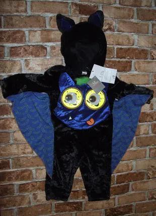 Новый карнавальный  новогодний костюм 1 -2 года мальчику