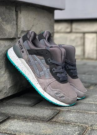 "Кроссовки  asics gel lyte iii mt ""sneakerboot"" ""grey/grey"