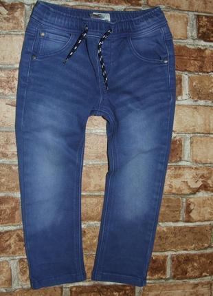 джинсы мальчику 2 - 3 года некст