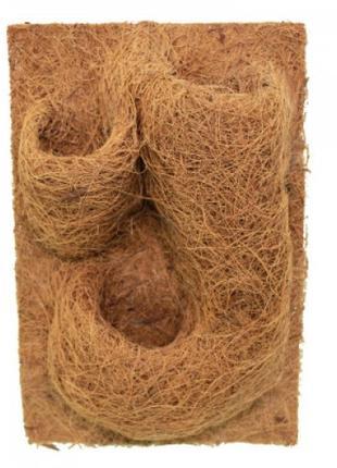 Фон структурированный из кокосового волокна 20x30 см