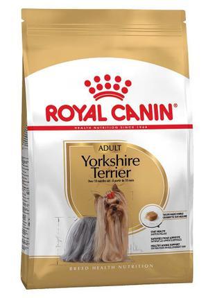 Сухой корм Royal Canin Yorkshire Terrier Adult для йоркширског...