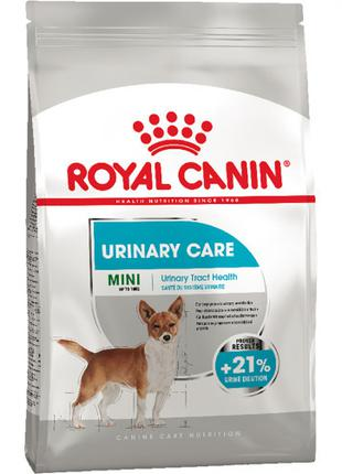 Сухой корм Royal Canin Mini Urinary Care для собак мелких поро...