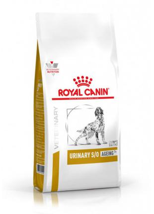 Сухой корм Royal Canin S/O Ageing 7+ для собак от 7 лет, 1.5 кг