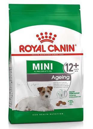 Сухой корм Royal Canin Mini Ageing 12+ для собак мелких пород ...