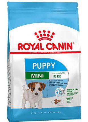 Сухой корм Royal Canin Mini Puppy для щенков мелких пород до 1...