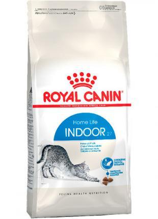 Сухой корм Royal Canin Indoor 27 для кошек постоянно живущих в...