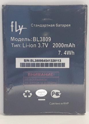 Аккумулятор Fly BL3809 для IQ458, IQ459
