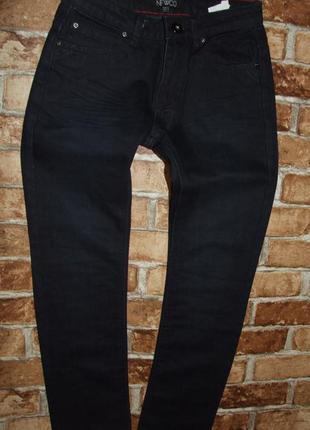 джинсы синие мальчику 12 лет