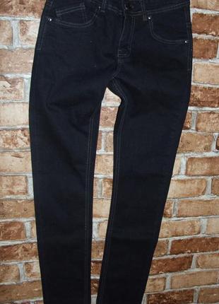 синие джинсы мальчику 14 лет